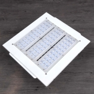 90W LED Canopy Lights For Gas Station Lighting